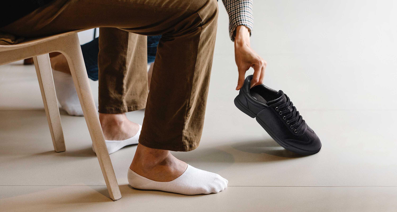 bendys sind die idealen Schuhe nach einer Hüft-OP